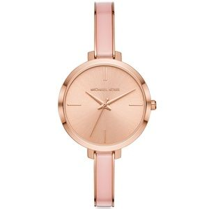 MICHAEL KORS JARYN QUARTZ ROSE GOL